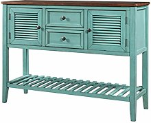 Sideboard Cabinet Retro Console Table Sideboard