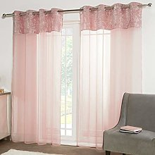 Sienna Pair of Crushed Velvet Window Treatment