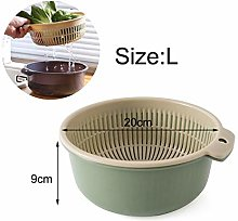 Sieve Strainer 1 PC Collapsible Silicone Colander