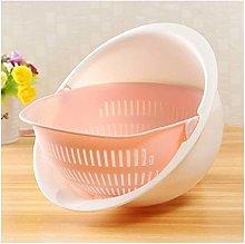 Sieve Strainer Kitchen Drain Basket Bowl Rice
