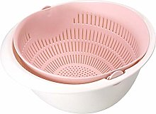 Sieve Strainer Kitchen Drain Basket Washing