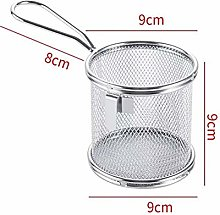 Sieve Strainer Silver Stainless Steel Hot Pot