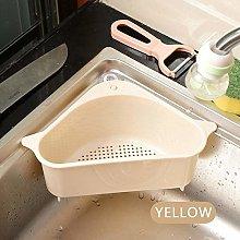 Sieve Strainer Sink Filter Kitchen Triangular Sink