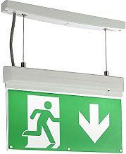 Sight Emergency Maintained Adjustable Height LED