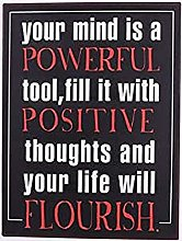 Sign - Your mind is a powerful tool…