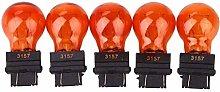 Signal Light 5Pcs Car Mini Signal Light Bulb Wedge