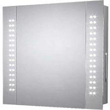 Signature 1-Door Mirrored Bathroom Cabinet 600mm H