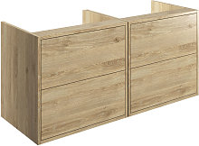 Signature Lund Wall Hung 4-Drawer Vanity Unit