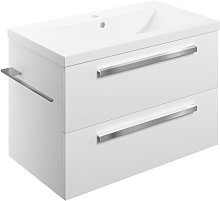 Signature Odense Wall Hung 2-Drawer Vanity Unit