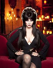 SIGNLEADER Pictures for wall Elvira Mistress of
