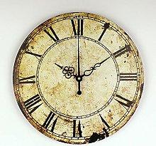 Silent Large Decorative Pendulum Wall Clock,Modern