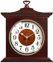Silent Table Clocks Living Room Creative Desk