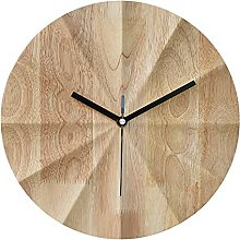 Silent Wall Clock Creative Simple Modern Wall