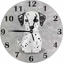 Silent Wall Clocks 10 Inch Battery Operated