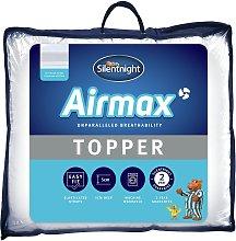 Silentnight Airmax Mattress Topper - Single