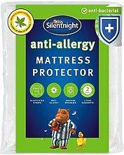 Silentnight Anti Allergy, Anti Bacterial Mattress Protector