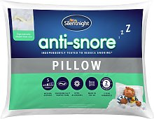 Silentnight Anti-Snore Medium/ Soft Pillow