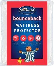 Silentnight Bounceback Mattress Protector -