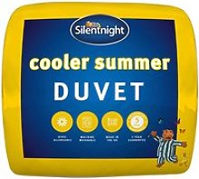 Silentnight Cooler Summer 45 Tog Duvet - Single