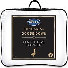 Silentnight Hungarian Goose Mattress Topper -