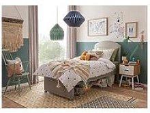 Silentnight Kids Maxi Store Fabric Divan Bed Set,