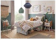 Silentnight Kids Maxi Store Velvet Divan Bed Set,