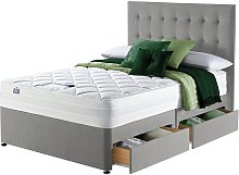 Silentnight Knightly 2000 Luxury Double 4 Drawer
