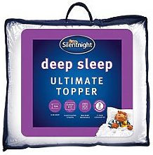 Silentnight Luxury Deep Sleep Ultimate Mattress Topper