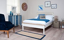Silentnight Montreal Wooden Bed Frame, Single