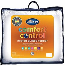 Silentnight Multi-Zone Heated Quilted Topper,