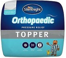 Silentnight Orthopaedic 5 Cm Ultimate Mattress Topper