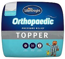 Silentnight Orthopedic Mattress Topper