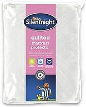 Silentnight Quilted Deep Mattress Protector