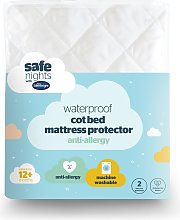 Silentnight Quilted Waterproof Mattress Protector