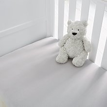 Silentnight Safe Nights Fitted Cot Bed Sheets 2