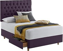 Silentnight Sassaria Kingsize 2 Drawer Divan Bed -