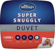 Silentnight Super Snuggle 15 Tog Duvet - Kingsize