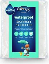 Silentnight Waterproof Mattress Protector - Double