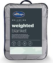 Silentnight Wellbeing Weighted Blanket, King Size