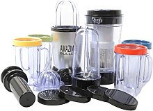 Silicone Bakeware Amazing Bullet Express 17-Piece