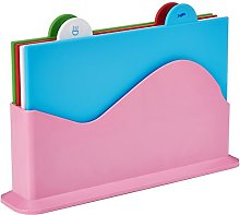 Silicone Bakeware Index Colour Coded Chopping
