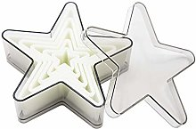 Silicone Bakeware Quality Star Shaped Cookie