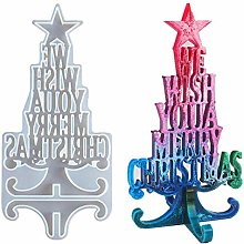 Silicone DIY Mould, Christmas Decor Wish Silicone