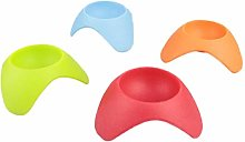 Silicone Egg Cup in Modern Design Egg Tray for
