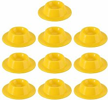 Silicone Egg Serving Cup Holder 5 pcs Egg Cups