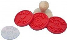 Silicone Gold sg3022Set 3stamps for Biscuits