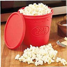 Silicone Microwave Popcorn Maker Popcorn Popper
