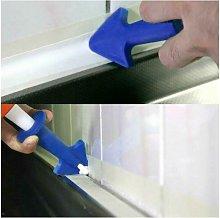 Silicone Nozzle Caulking Finisher Tool