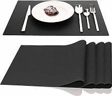 Silicone Place Mats Table Placemats, Extra Large,
