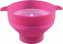 Silicone Popcorn Bucket Microwavable Popcorn Maker